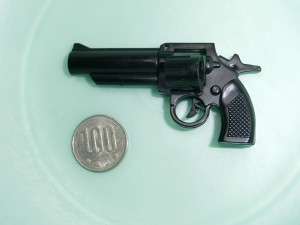 ガチャポンの銃