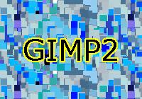 GIMP縁取り